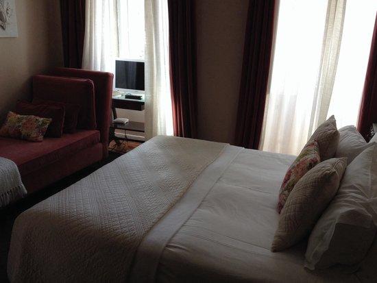 Casa Amora Guesthouse : Studio apartment.