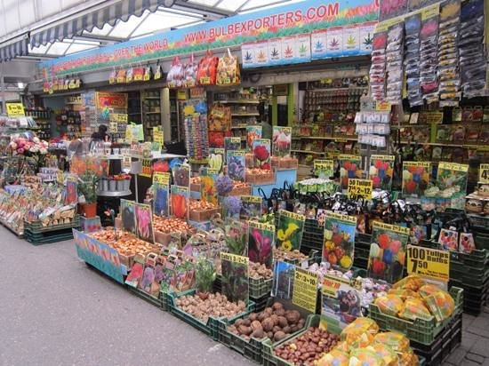Amsterdam 4holiday: Located right near the flower market