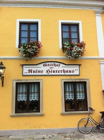 Gasthof Zur Ruine Hinterhaus
