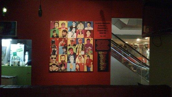 Oye Amritsar : Bollywood actors alphabatically A-Z