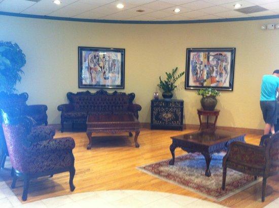 Ramada Los Angeles/Wilshire Center: Lobby