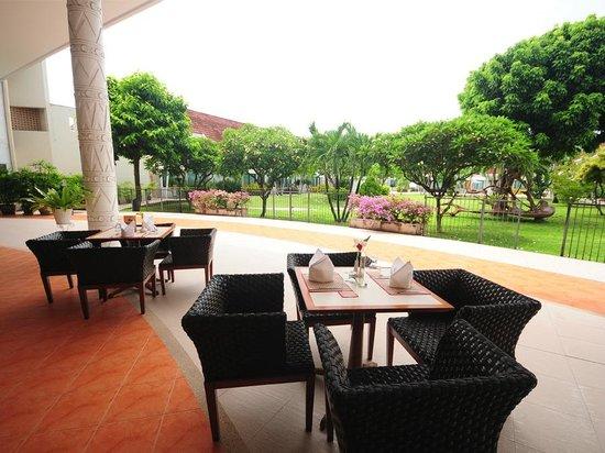 Hotel Tropicana: Lobby