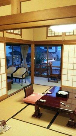 Togetsuan: 部屋1