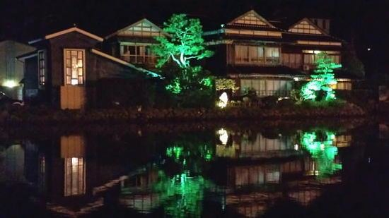 Togetsuan: 旅館外観
