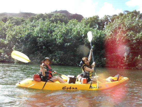 Kayak Wailua : Joy of Paddles