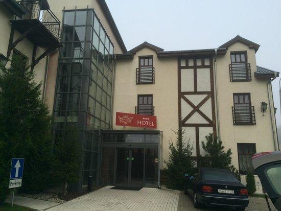 Hotel Fado: Mglisty poranek w Gorzowie 03.10.2014