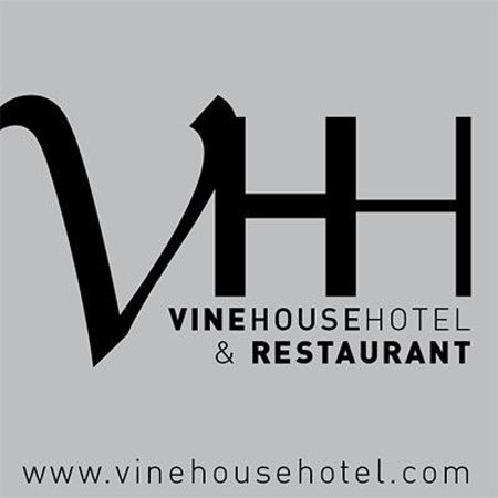 Vine House Hotel and Restaurant: VHH logo
