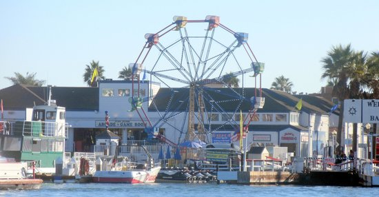 Balboa Fun Zone Newport Beach Ca