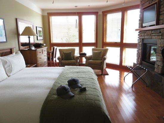 Sonora Resort : Bedroom sample