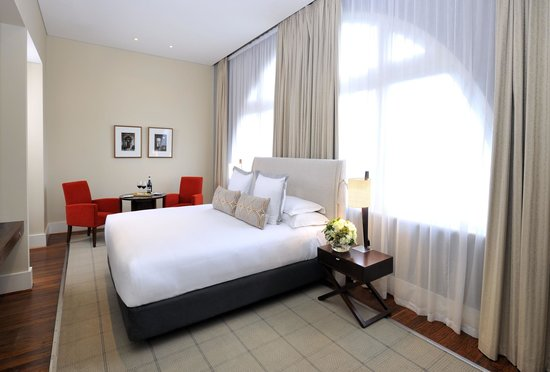 Hotel Lindrum Melbourne - MGallery Collection: Deluxe City View Room
