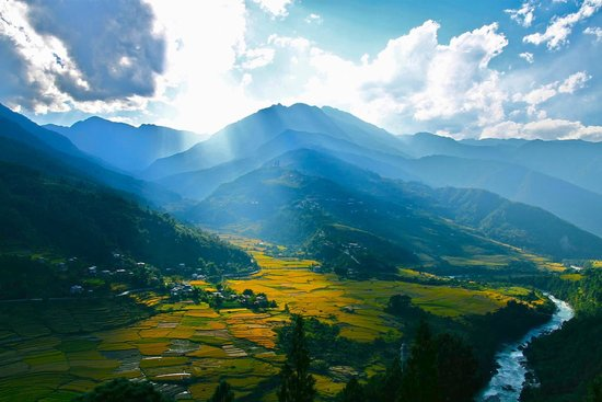 Authentic Bhutan Tours Beautiful