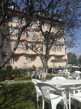 The Manali Inn: Manali inn