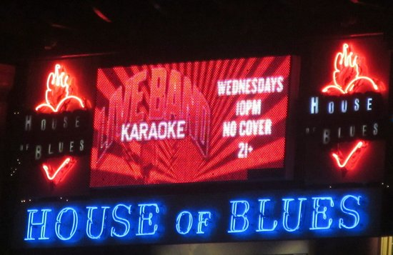 House of Blues Anaheim