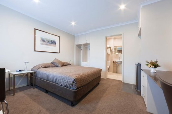 Forrest Hotel And Apartments: Refurbished rooms