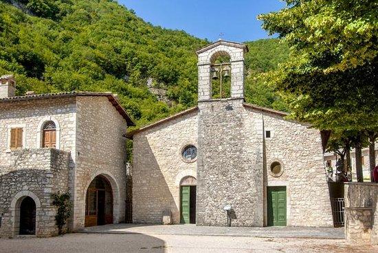 Cascia, Italië: Chiesa di San Montano
