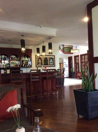 The African Tulip: The Zanzibar Lounge
