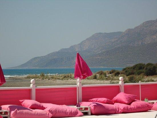 Pink Beach Club Vista Sul Mare
