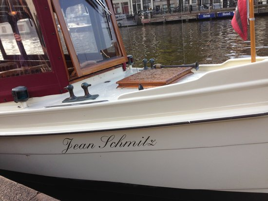 Rederij Aemstelland Private Boat Tours: Our boat