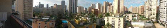 Apartamentos Primavera Loix: View from the balcony