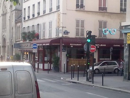 Hotel du Theatre: intorno all'hotel