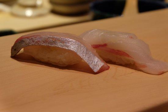 Sushiden Kenzan Kyoto Takashimaya