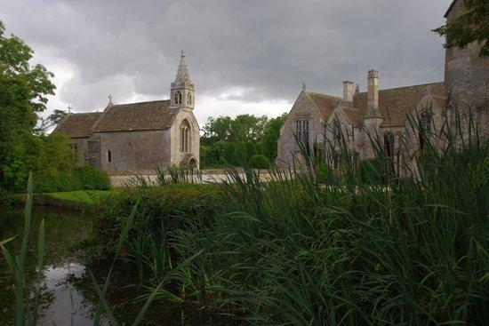 Great Chalfield Manor: Manor & chapel