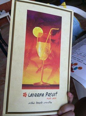Lareena Resort : ลารีนา