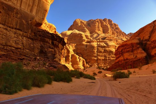 Image result for wadi rum jeep tours