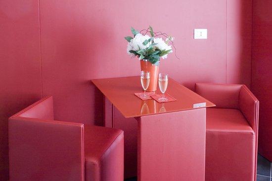 Qualiano, อิตาลี: Junior Suite Color Therapy