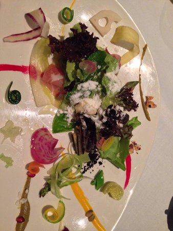 Kazuya : Most amazing texture dish!