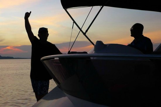 Thai Island Cruising: Sunset