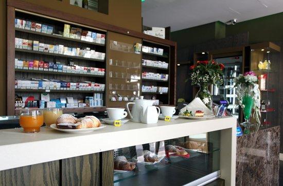 Hotel Briganti: Bar e Tabacchi