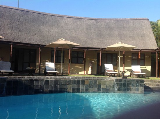 La Lechere Guest House: Pool