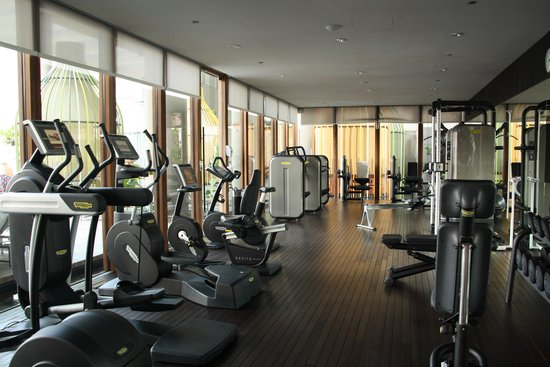 Gym room picture of parkroyal on pickering singapore