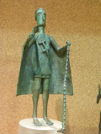 Museo Archeologico Nazionale: statuette 1