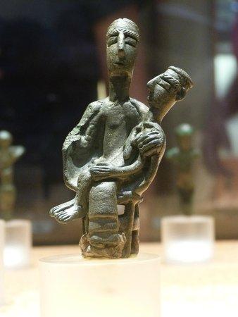 """Museo Archeologico Nazionale: """"pieta"""""""