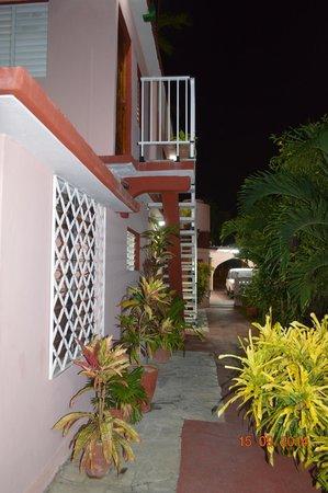 Casa Pedro y Mayi: accès chambre