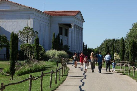 H tel la villa gallo romaine foto di le puy du fou les epesses tripadvisor - Hotel la villa gallo romaine puy du fou ...