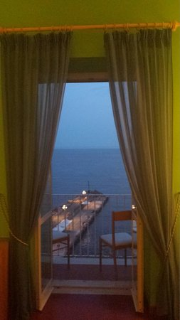 Camere con vista: view from bed!