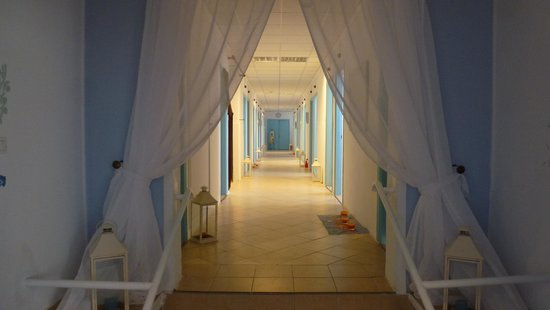 Methana, Grecia: spa rooms for therapies