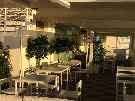 Rotonda - Picture of Terrazza Marconi Hotel & SpaMarine, Senigallia ...