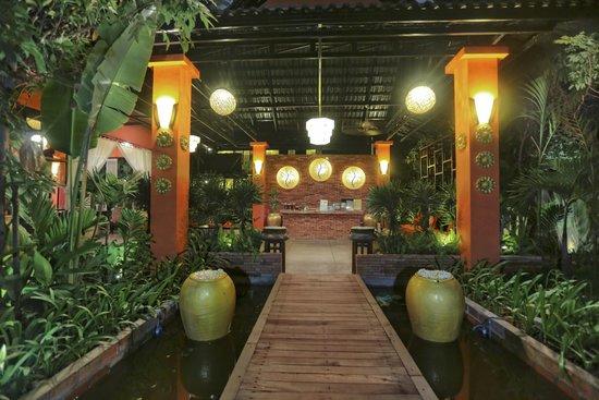 Villa Indochine D Angkor Hotel Siem Reap Cambodge
