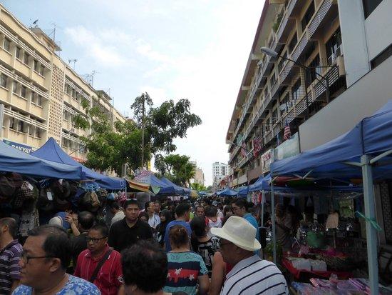 Gaya Street Sunday Market: Market