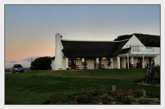 Draaihoek Lodge & Restaurant: Main Lodge and Restaurant