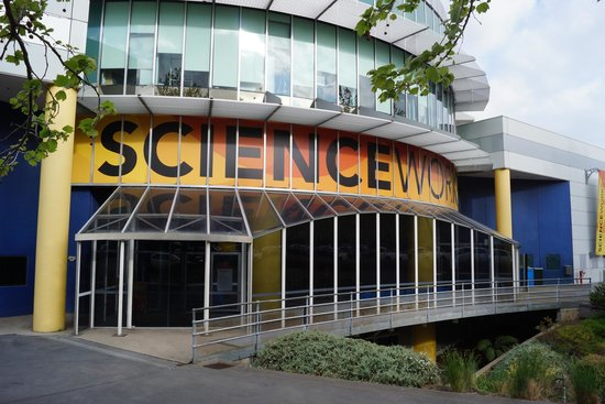 Scienceworks Museum