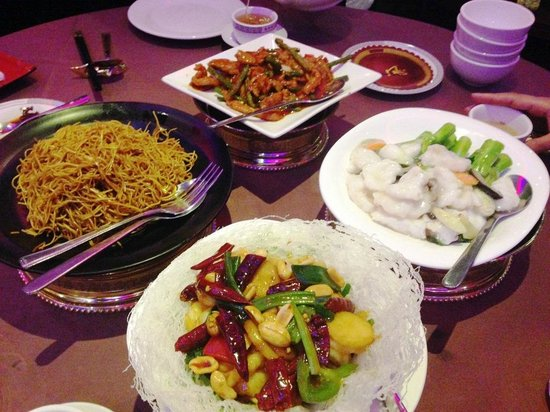 Phoenix Palace: Mains (see review)
