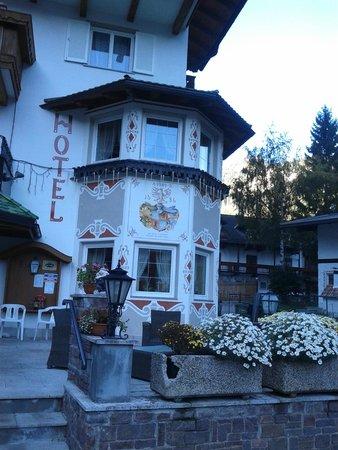 Hotel Ramon: Entrada do Hotel