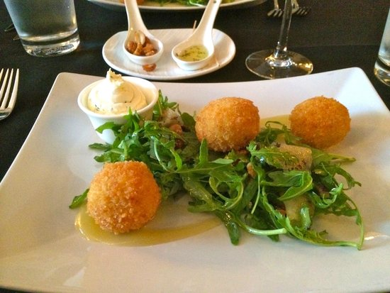Porto Restaurant: Starter - Arancini