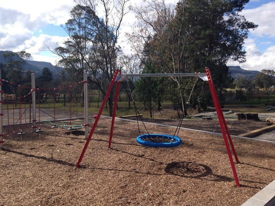 Glenmack Park: Play equipment