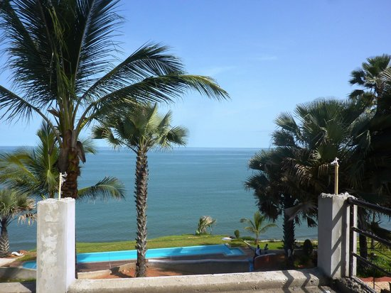 Ngala Lodge: The view from the new 1st floor Macondo suite
